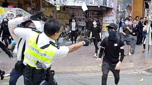 STATEMENT: Hong Kong Watch condemns escalation of police violence ...